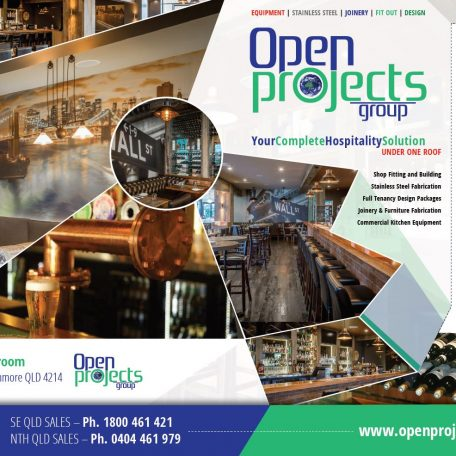 Open Projects Commercial Kitchen Equipment Specials August 2016